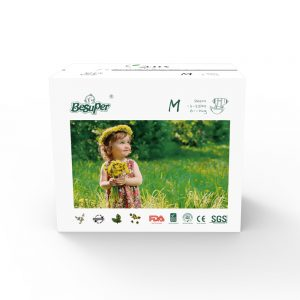 BeSuper Green Eco Nappies